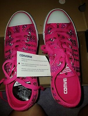 Genuine Converse Sneakers - New - Size Uk 4 • 50£