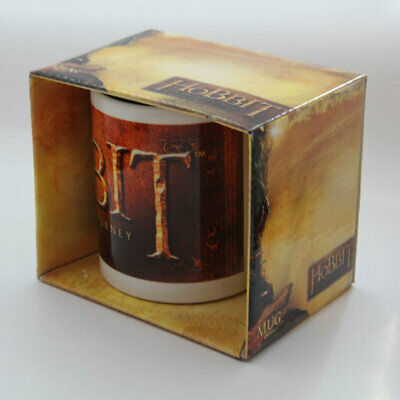 Official The Hobbit Unexpected Journey Coffee /Tea Mug New Boxed Gift  • 5.50£