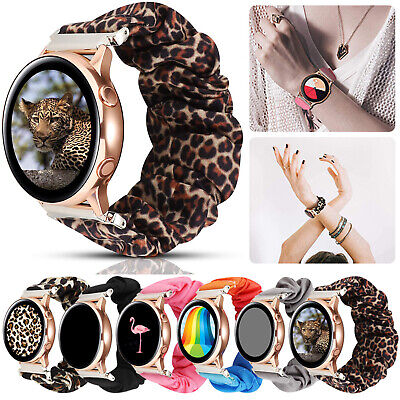 AU12.99 • Buy Scrunchie Loop Band Strap For Samsung Galaxy Watch 3 41/45mm Active 2/1 40/44mm