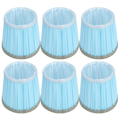 £24.11 • Buy Chandelier Lampshade E14 Bulb Lamp Cover Lampshade For Table Light Bedroom