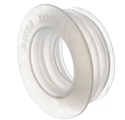 £4.99 • Buy Ideal Standard S450567 SimplaII Inlet Connector FLUSH PIPE Connector VAT Receipt