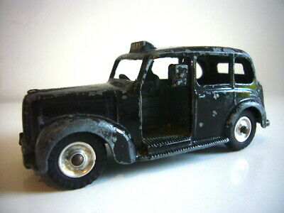 Dinky Toys: Austin FX3 Taxi, Good Original Condition, Made In England • 4£