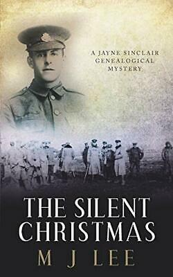 The Silent Christmas: A Jayne Sinclair Genealogical Mystery Novella,M J Lee • 11.24£