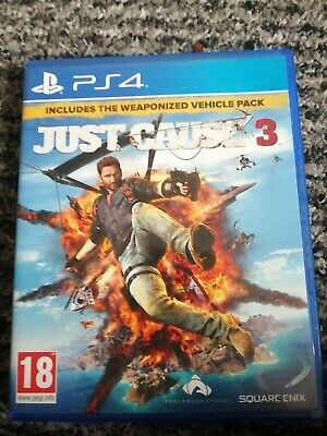 Just Cause 3 Ps4 • 0.99£