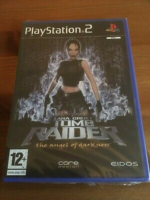 Lara Croft Tomb Raider: The Angel Of Darkness (Sony PlayStation 2, 2003) -... • 2.40£