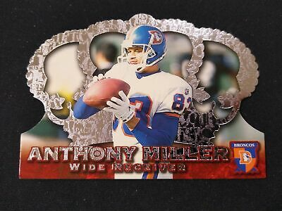 $1.95 • Buy 1996 Pacific ANTHONY MILLER #CR-88 Silver Crown Royale Die Cut *CT22A