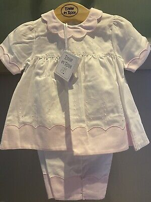 Emile Et Rose Designer Age 3 Mths Months Baby Girls Dress New With Tags Outfit • 16£