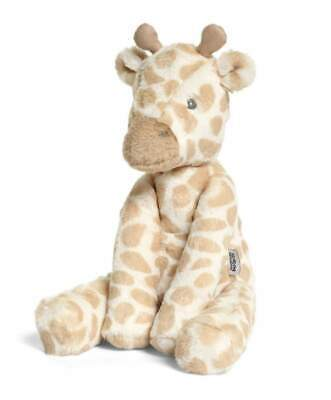 Mamas & Papas Welcome To The World Soft Toy - Geoffrey Giraffe • 16£