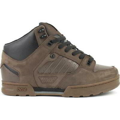 AU143.97 • Buy DVS Militia Boot Mens Brown Water Resistant Skate Shoes Snow Trainers Size 8-12