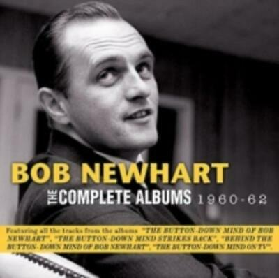 Bob Newhart: The Complete Albums 1960-62 =CD= • 11.69£