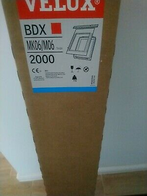 Velux Bdx Mk06 Insulation Collar 78x118 Brand New And Sealed Boxes  • 12.50£