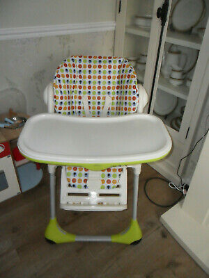 Chicco Polly 2 In 1 Highchair • 24.99£
