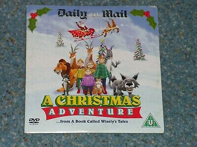 A Christmas Adventure DVD Daily Mail  • 1.40£