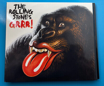 The Rolling Stones - Grrr ! - 3xCD -( Hits / Best Of  Singles / Collection )- • 12£