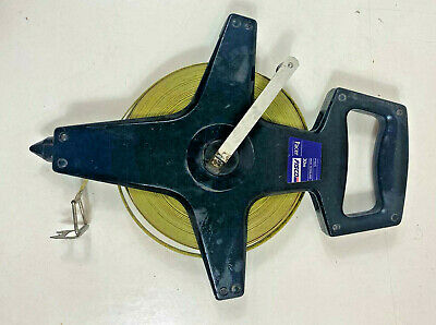 Fisco Pacer 30m Tape Measure. Used, But Very Good Condition • 15.99£