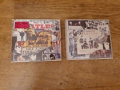The Beatles Anthology 1 And 2 CD • 20£