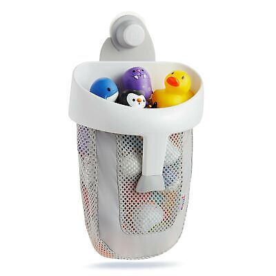 Munchkin Super Scoop Bath Toy Organiser, Grey • 14.10£