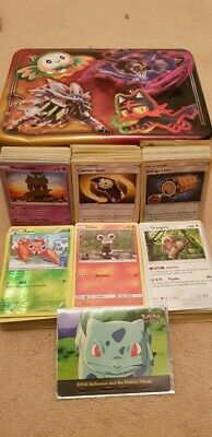Mint Condition Pokemon Cards X 290 With Free Collectors Box & Trainers Guide • 5£