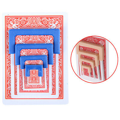 Shrinking Cards Magic Tricks Prop & Training Set For Party Stage Props Pop.OS • 5.08£