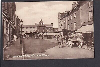Norfolk - North Walsham Market Place - Pub Frith No. 70936 • 4£