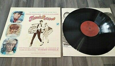 ***Finians Rainbow - Tommy Steele Fred Astaire - 12  LP Record 1968 OST EX/EX*** • 7.95£