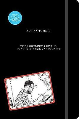 The Loneliness Of The Long-Distance Cartoonist, Adrian Tomine • 11.50£