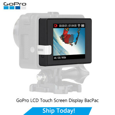 $ CDN45.65 • Buy GoPro Accessories GoPro LCD Touch Screen BacPac ALCDB-301 For Hero 3/3+/4