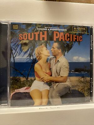 £5.95 • Buy Original Soundtrack Rodgers  Hammerstein - South Pacific - CD - New