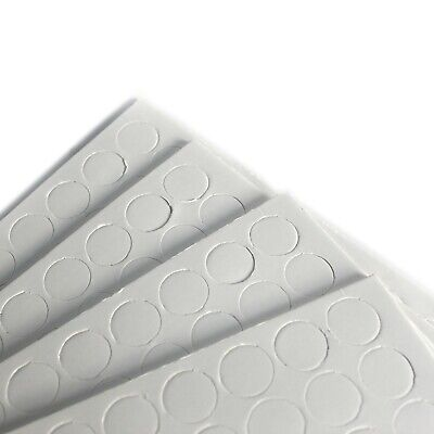 Sheets Of 30 Double-sided Sticky Tabs White (UK)) • 2.99£