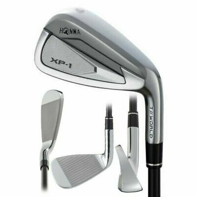 AU691.14 • Buy New - Honma T//world Xp-1 Irons Iron Set (5-11) Graphite Regular Flex  #260210