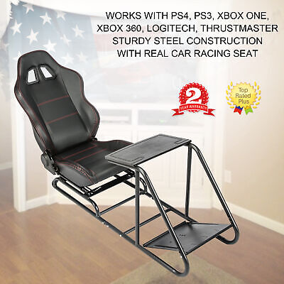 AU309.99 • Buy Upgraded Racing Simulator Cockpit Gaming Chair Logitech G27/G29/G920/T500RS