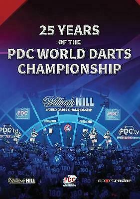 £10.53 • Buy 25 Years Of The PDC World Darts Championship, Morgan, Steve,  Paperback