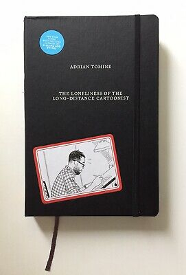 The Loneliness Of The Long-distance Cartoonist -  Adrian Tomine EX • 7.30£