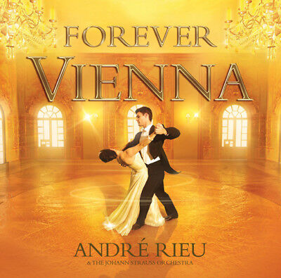 Andre Rieu Forever Vienna Cd And Dvd New • 12.99£