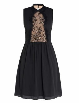 AU39.99 • Buy City Chic Ladies Lady Tiffany Dress Sizes 18 20 Medium Large Colour Black