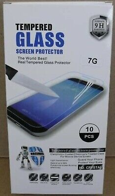 AU24.95 • Buy 30x Screen Protectors - Tempered Glass For IPhone 7 (30 Units)