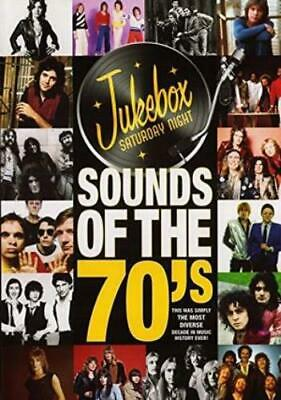V/A: JUKEBOX SATURDAY NIGHT - SOUNDS OF THE 70S +Region 0 DVD+ • 21.79£