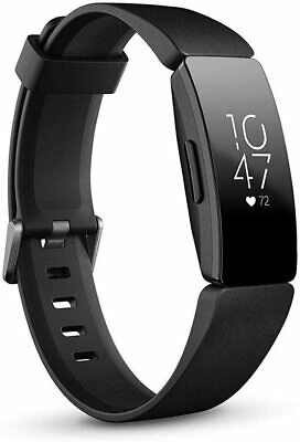 AU132 • Buy Fitbit Inspire Hr Fitness Tracker Black Heart Rate Swimproof New