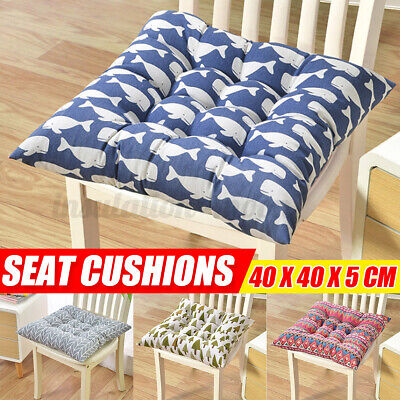 AU13.19 • Buy Seat Cushions Square Soft Chair Pad Mat Dining Garden Patio Home Office Decor ❤️