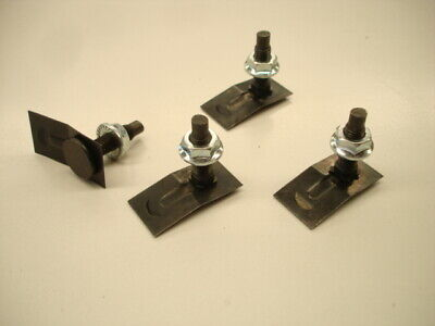 AU40 • Buy Ford Falcon Xk/xl/xm/xp Front Guard Rear Mounting Studs  X4 - Repro.