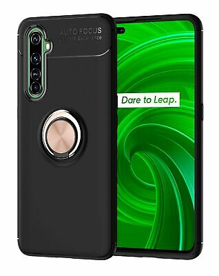 $ CDN50.76 • Buy SORAKA Case For Realme X50 Pro 5G With 360 Degree Rotation Ring Stand Soft Sl...