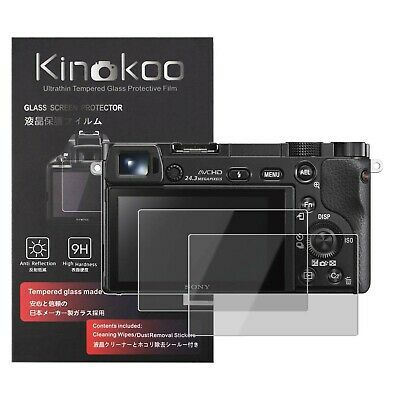 $ CDN47.04 • Buy Kinokoo Tempered Glass Film For SONY A6600/A6100/A6300/A6000/A6400/NEX-7/6/5/...