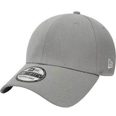 £16.95 • Buy New Era Mens 39THIRTY Flag Fitted Stretch Fit Baseball Cap Hat - Grey