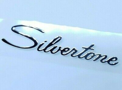 $ CDN20.56 • Buy Silvertone Guitar Sticker Headstock Neck Decal PREMIUM QUALITY #31
