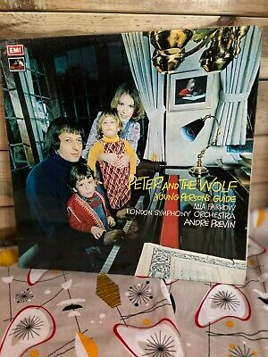 £6.99 • Buy Peter And The Wolf Young Persons Guide LP