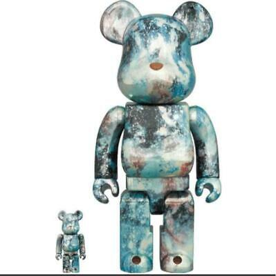 $334.39 • Buy Bearbrick Be Rbrick Pushead 5 100 400