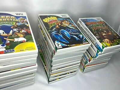 Wii - Family/Kids Games - PEGI 3/7+ *Pick A Game Or Bundle* Fast & Free Dispatch • 9.95£