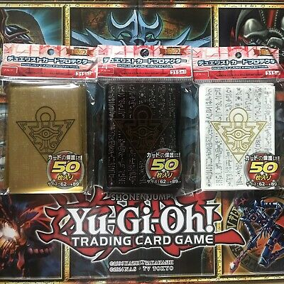 Yugioh/Trading Card Sleeves/Protectors(1x50pack)New-Sealed 62mm Variety Of Color • 3.25£
