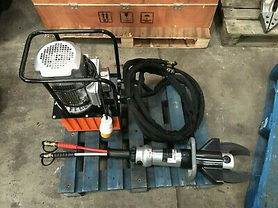 £1750 • Buy Hydraulic Catalytic Converter Cutter Cable Cutter Electric 110v