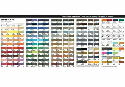 Vallejo Model Color 17ml Acrylic Paints Choose From Complete Range & Primers Etc • 2.43£